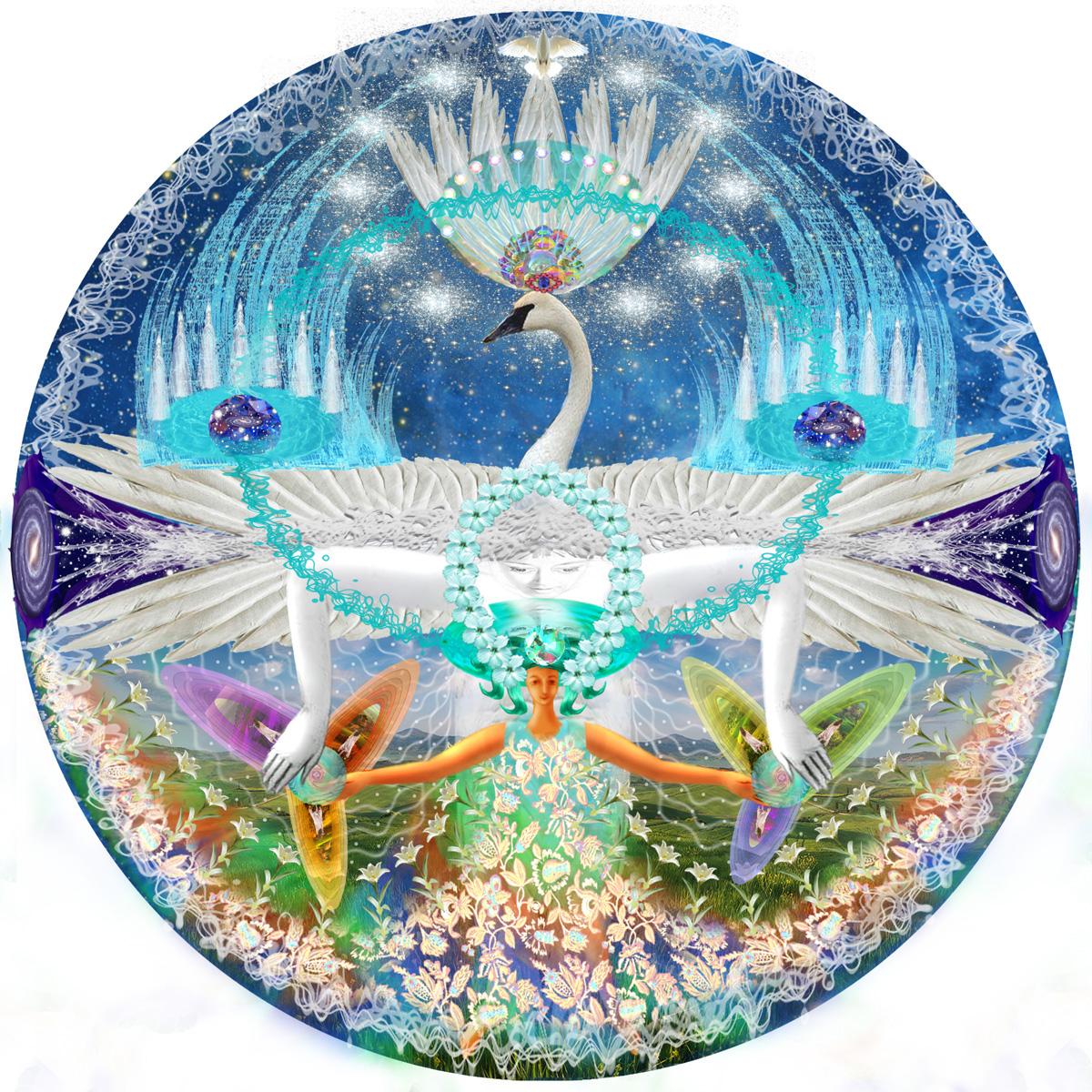 Световая структура мазуровой марины